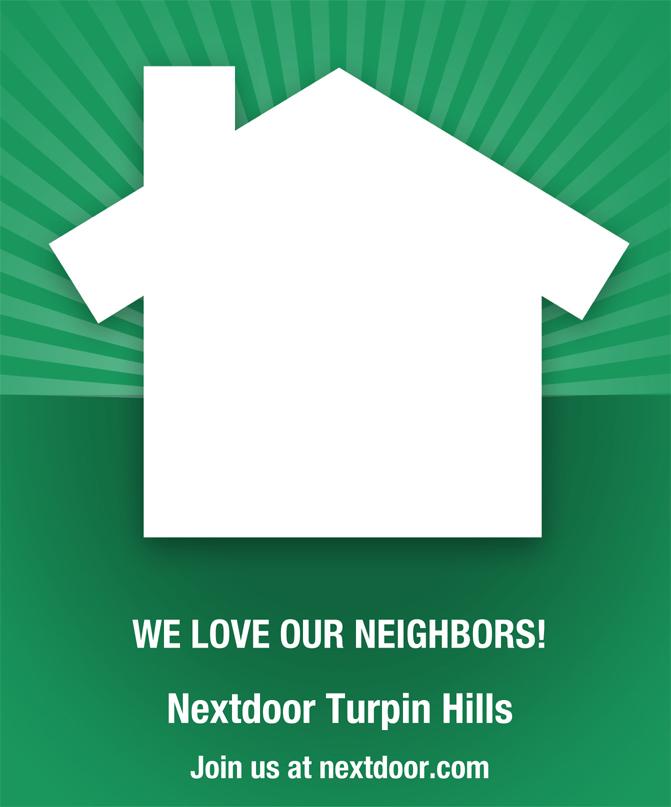Nextdoor Turpin Hills Logo