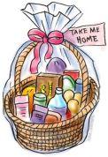 Gift Basket Clip Art 30319